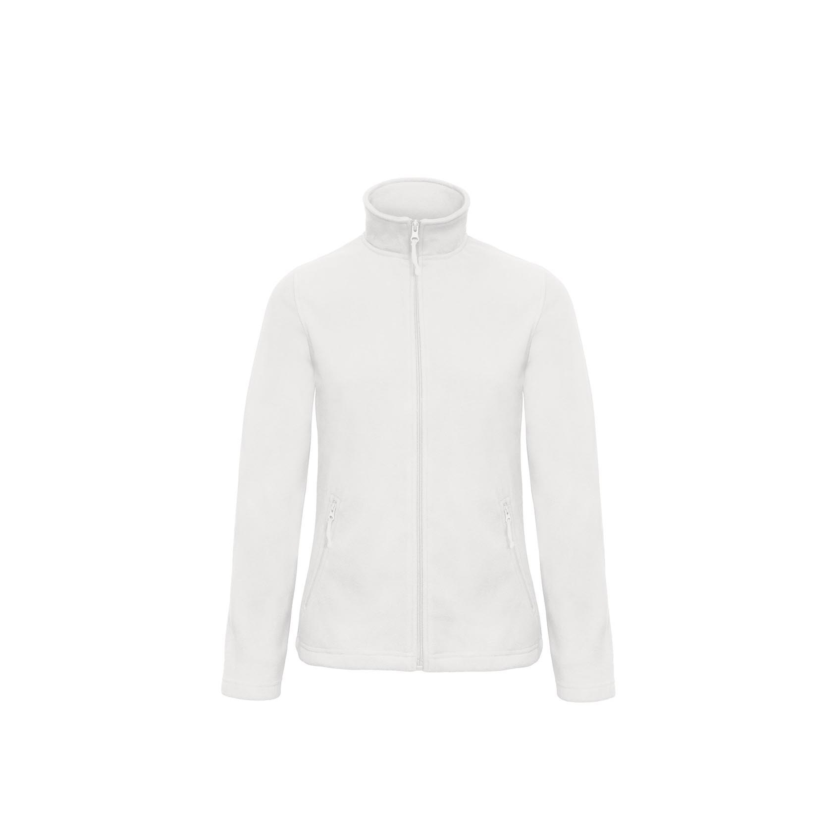 B/&C Collection Womens//Ladies ID 501 Microfleece Jacket