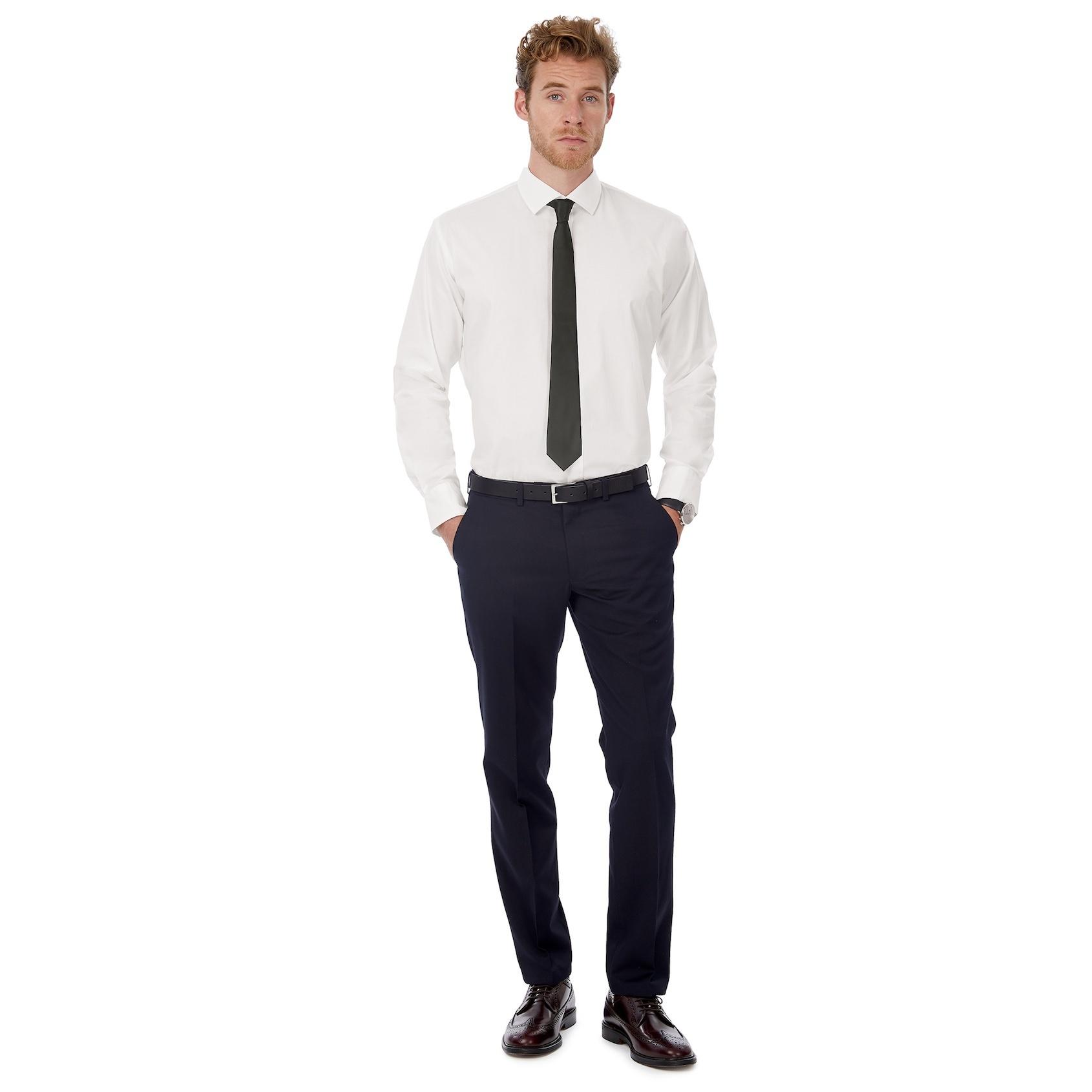B C Black Tie Lsl Men B C Collection