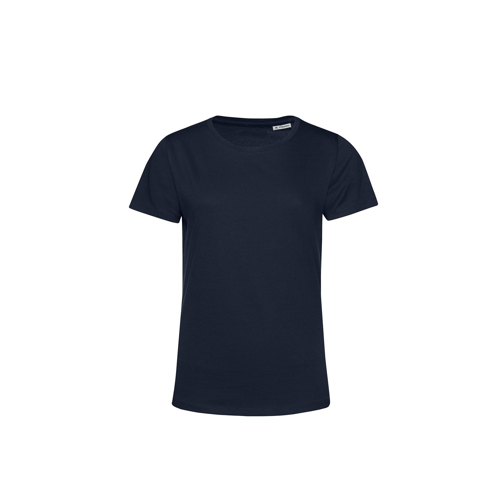 B/&C Collection TW02B Maglietta da Donna #Organic E150